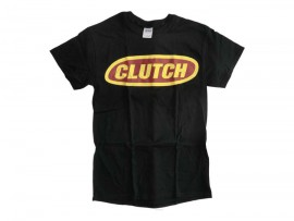 "Clutch T-Shirt ""Logo"" Man"