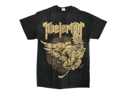 "Kvelertak T-Shirt ""Owl King"" Man"