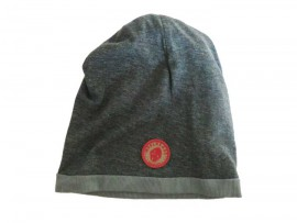 Wool heads Heather Summer Beanie black melange/grey
