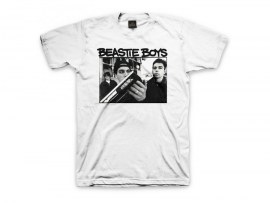 "BEASTIE BOYS T-Shirt ""Boom Box"" Man"