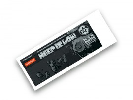 "KEEP IT LOW Festivalticket 1-Day ""Saturday"""