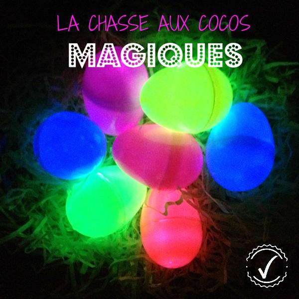 LA CHASSE AUX COCOS MAGIQUES