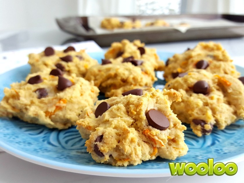 Biscuits déjeuner pomme & carotte wooloo