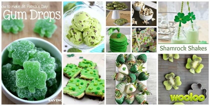 recettes pour souligner la Saint Patrick wooloo