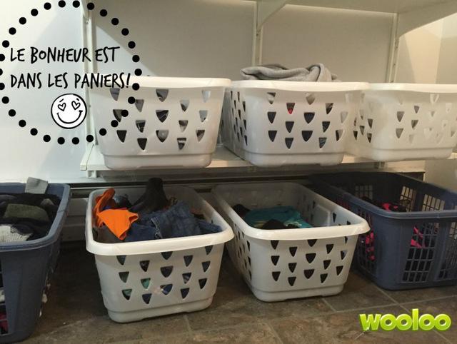 8 trucs pour la salle de lavage wooloo