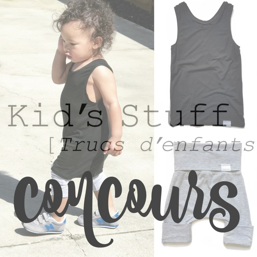 vêtements évolutifs Kid's Stuff Clothing