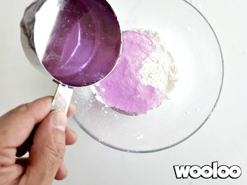 pâte à modeler au savon à vaisselle wooloo