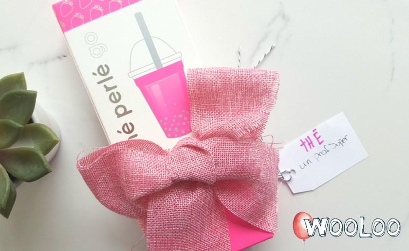 Cadeaux pour professeur wooloo