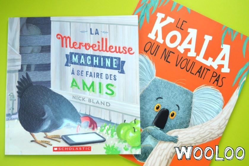 suggestions de livres pour les petits et les grands wooloo