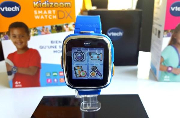 Un première montre intelligente pour enfant