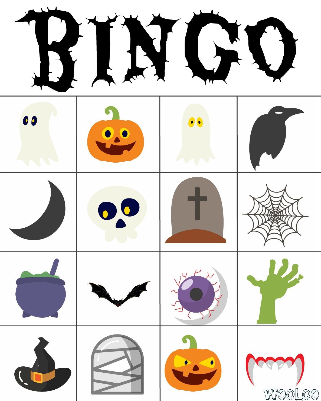 Bingo d'Halloween