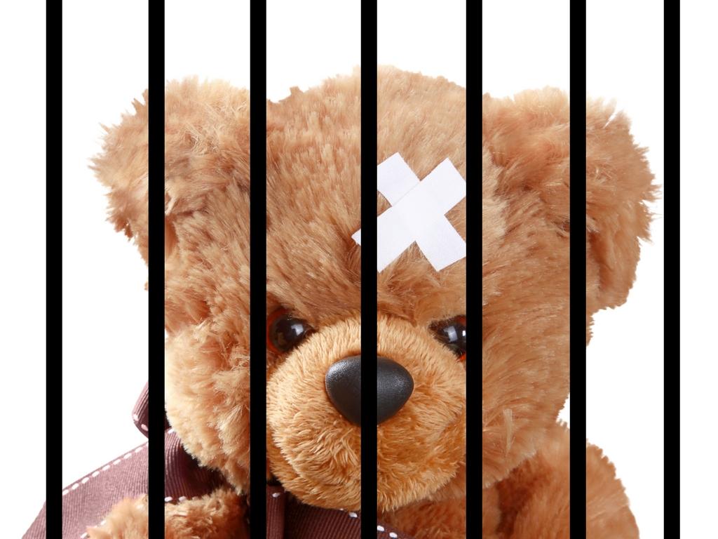 Prison à jouets