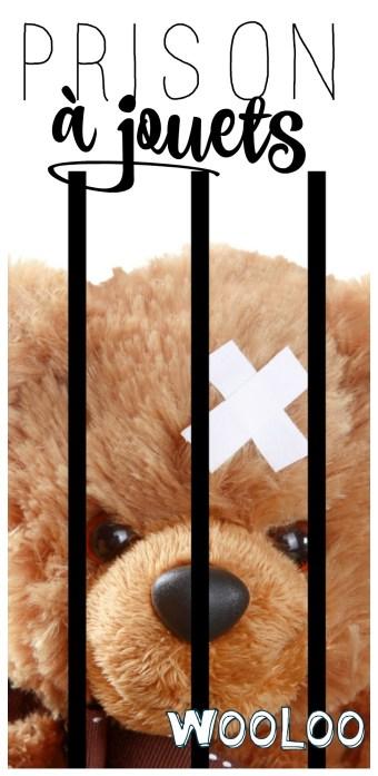 prison à jouets / wooloo