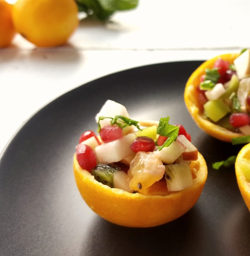 Salade de fruits d'hiver / wooloo