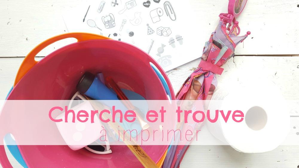 Occupez les enfants avec un Cherche et Trouve intérieur (+ jeu GRATUIT à imprimer!)