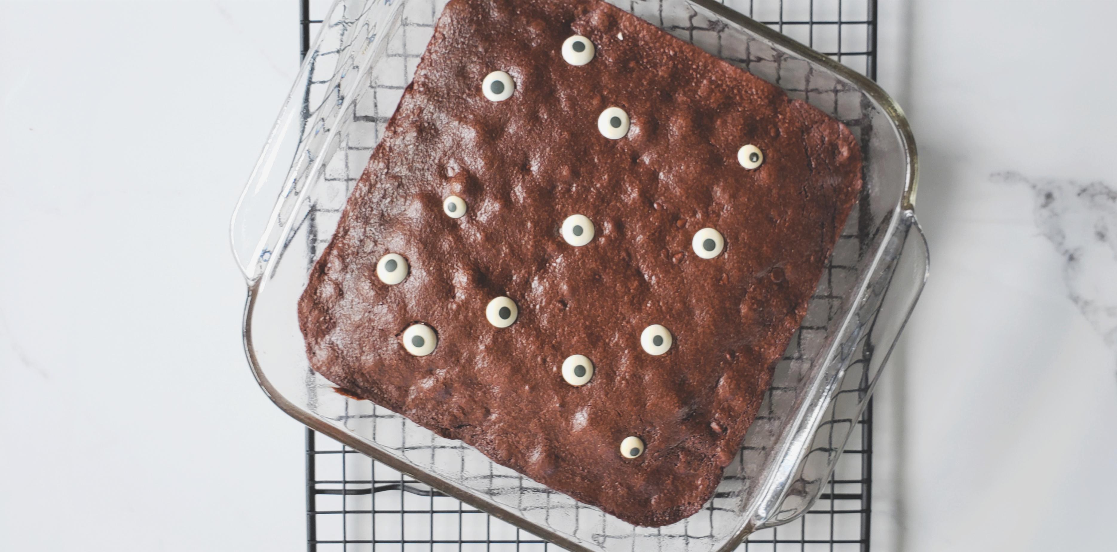 Brownies d'Halloween