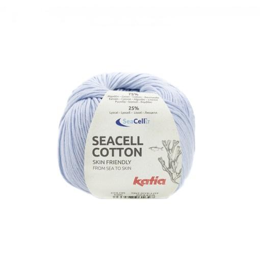 Seacell Cotton 105 Pastelblauw