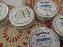 Hooray - foot cream!