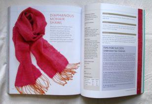 soft mohair scarf