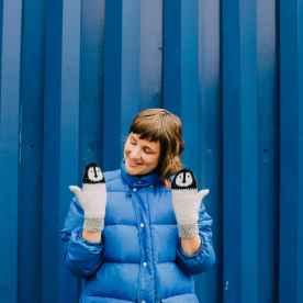 Fledgling Mittens - Image: Anna Maltz