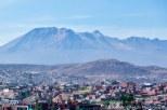 Pichu Pichu Volcano - 19,997 feet tall and extinct.