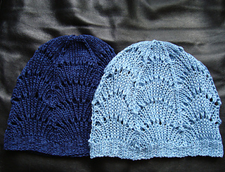 http://www.ravelry.com/patterns/library/scallop-lace-hat