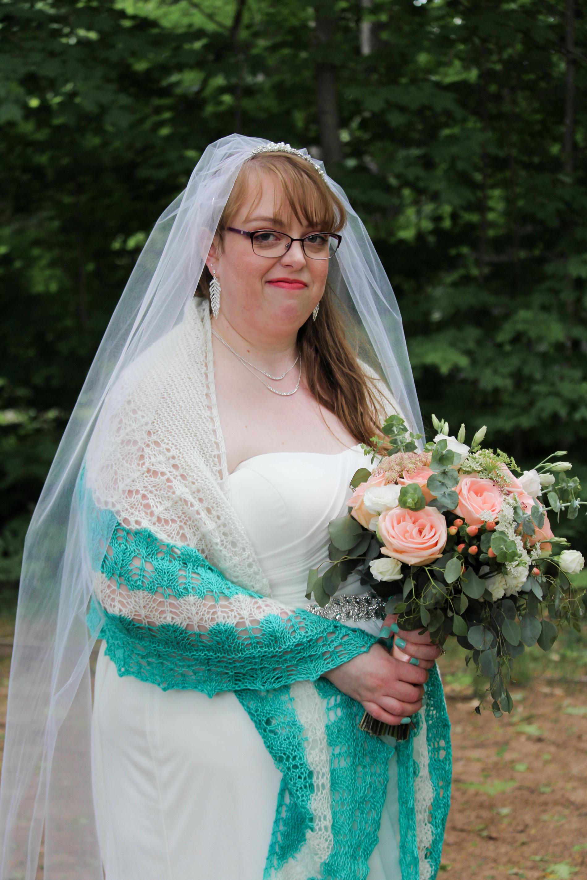 Fo Summertide Shawl My Wedding Shawl Wooly Mastadon