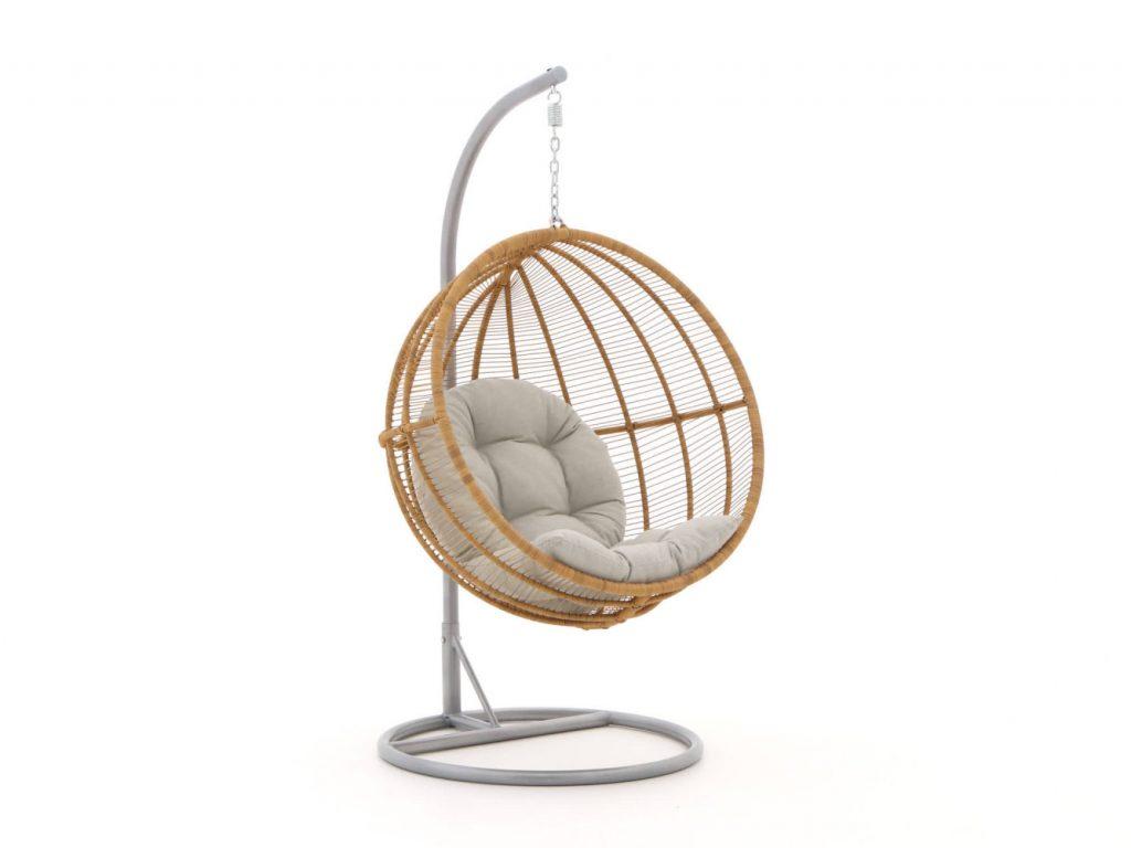 Hangstoel Voor In De Tuin.Hangstoel Zwart Egg Chair Arne Jacobsen Weelderig Egg Chair Hangstoel