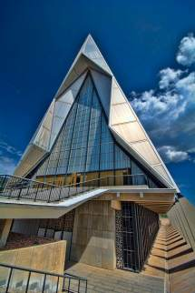 Building the Air Force Academy Chapel