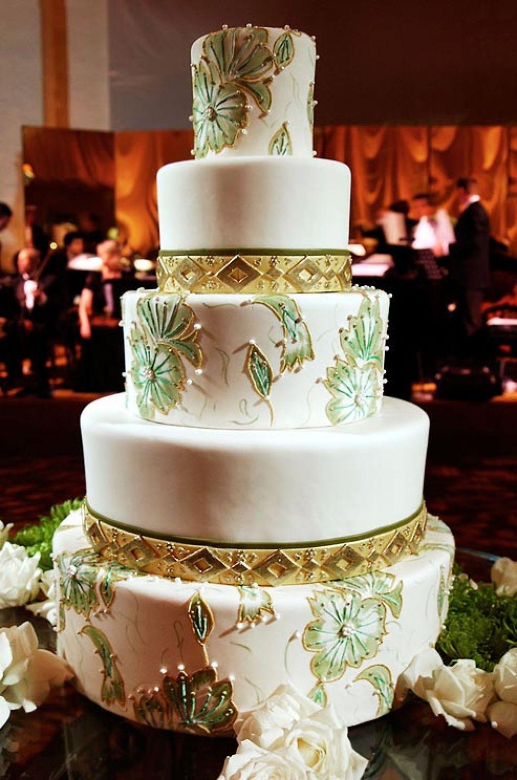 Wedding Cakes  Woondu