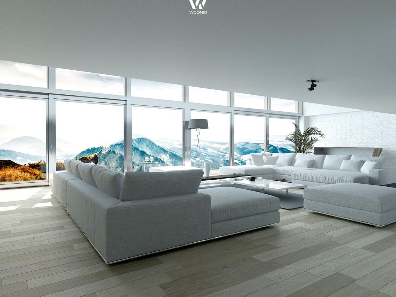 Wohnzimmer Ideen Neubau Modern Einfamilienhaus Neubau Ideen