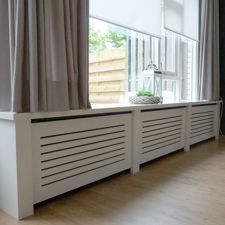 Verstop je radiator met radiatoromkasting  woonmooi