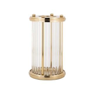 Windlicht Earlson goud medium (Goud)