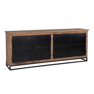 Dressoir Raffles 4-deuren gerecyceld hout