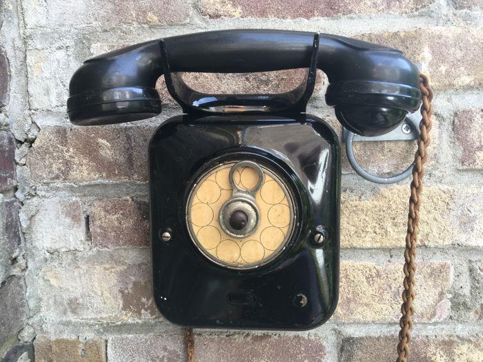 hangende telefoon