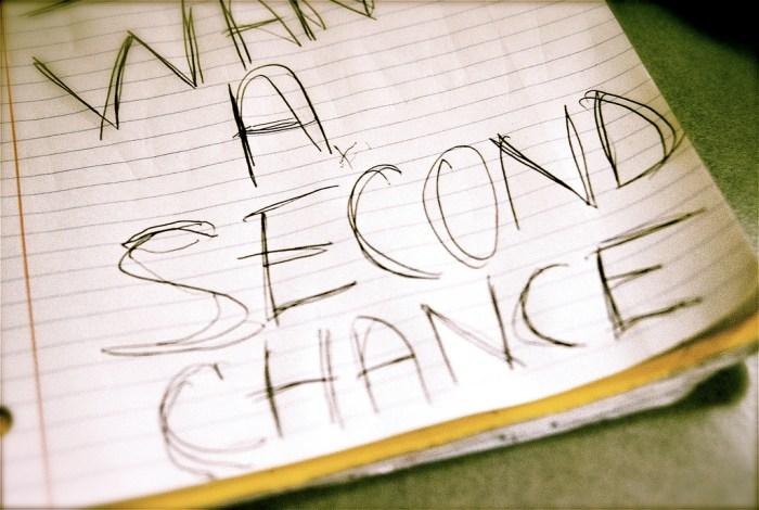 tweede kans