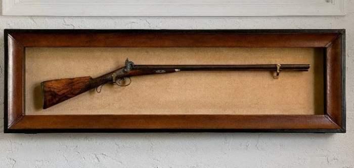 antiek geweer 2