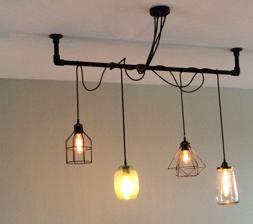 steigerbuizen lamp
