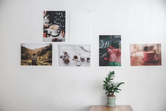 foto's op canvas afgedrukt
