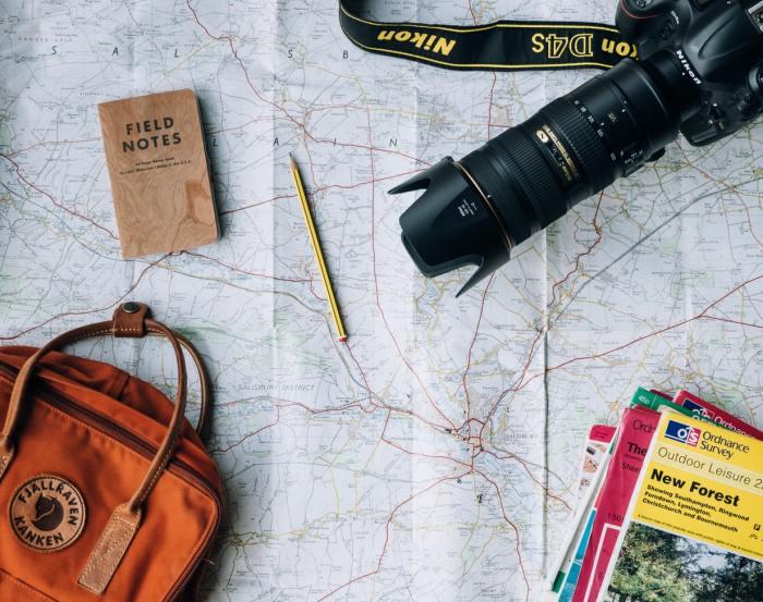 checklist om te reizen