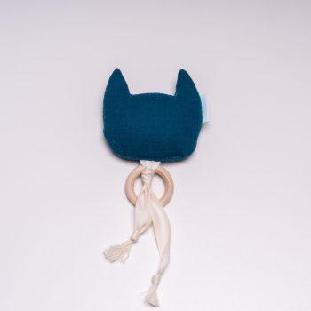 Jucărie Zornăitoare Pisică Albastră