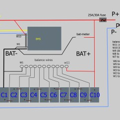 Bms Wiring Diagram Ebike Jeep Wrangler Tj 2000 Is It Feasible To Build A Battery Pedelecs Electric