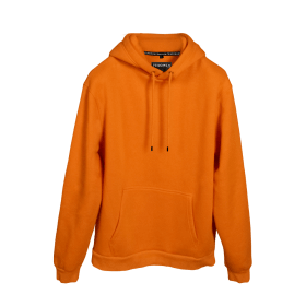 Kapşonlu Sweatshirt Baskısız Oversize Unisex