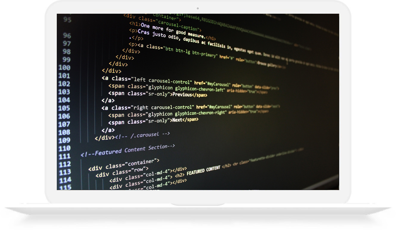 Website Design Code