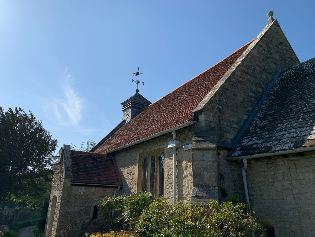 wootton parish church