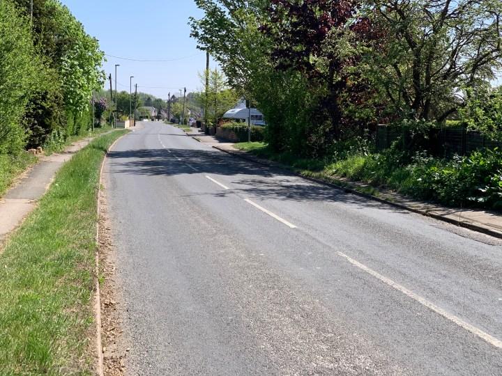 wootton parish whitecross road 3 w