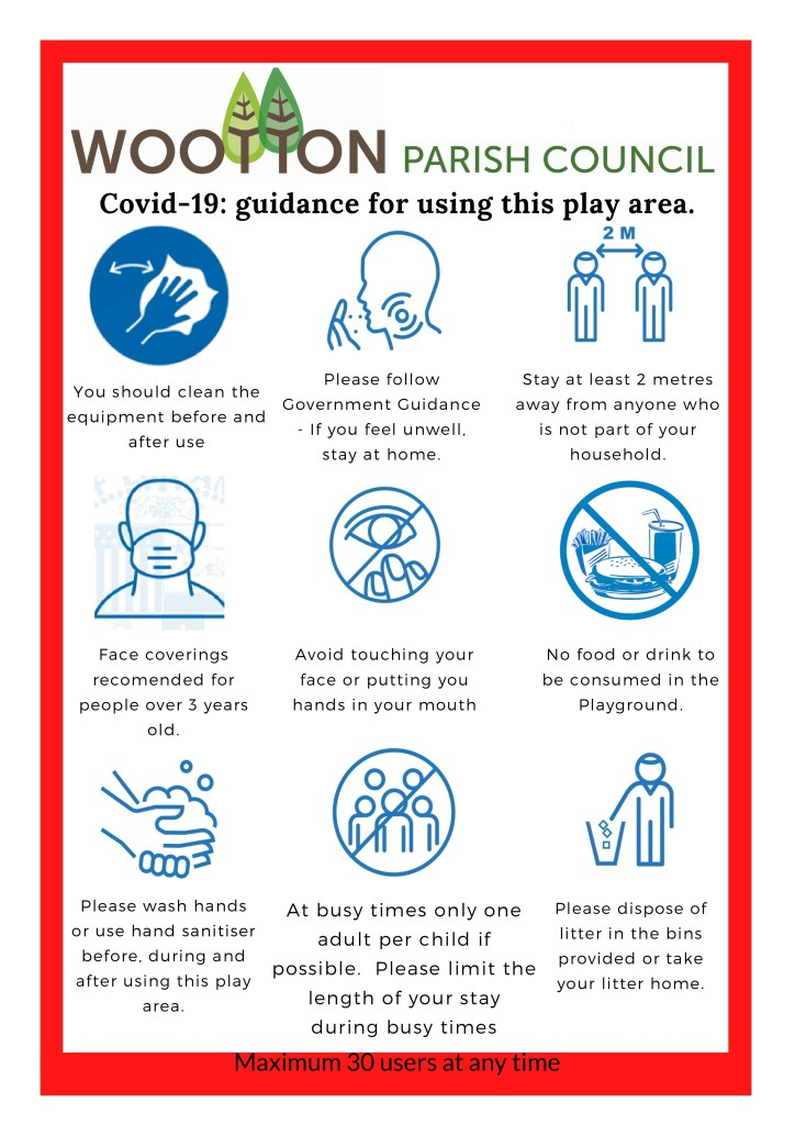 Covid 19 Guidance for Playground page 0001