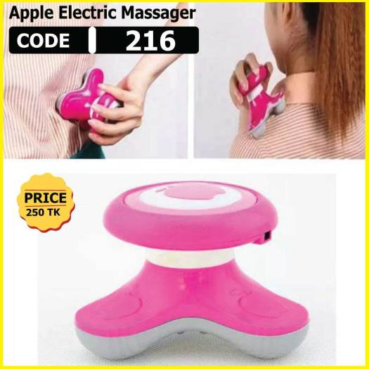 Apple Electric Massager