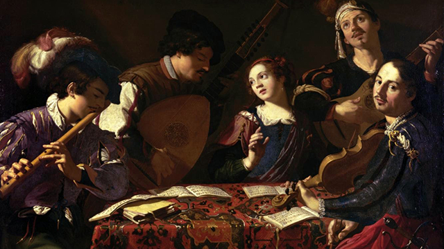 A Bach Baroque Christmas Worcester Chamber Music Society