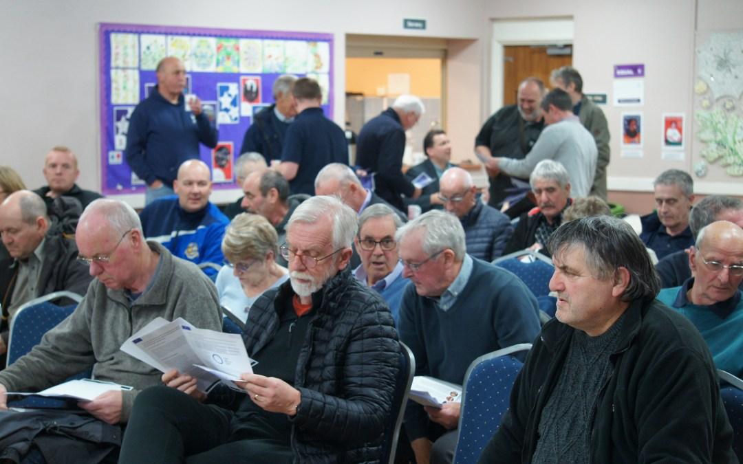 WCFC SUPPORTERS TRUST AGM